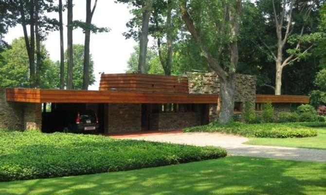 Home Plan Frank Lloyd Wright House Plans