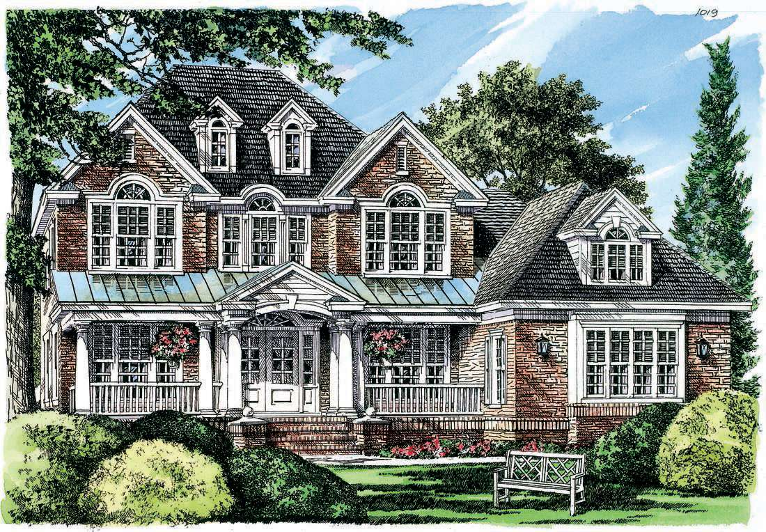 Home Plan Gracehaven Donald Gardner Architects