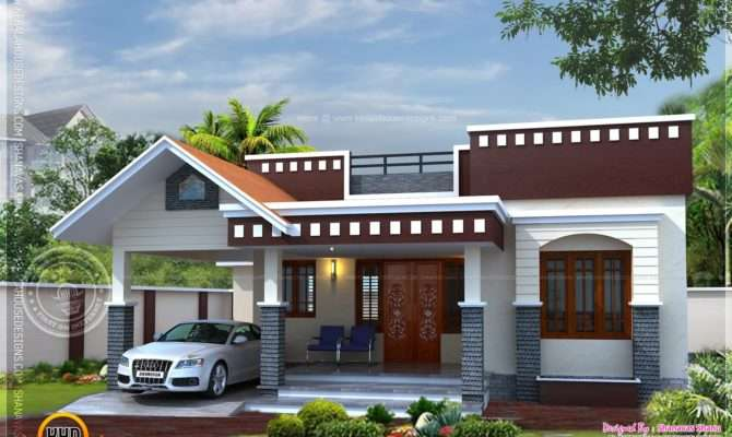 Home Plan Small House Kerala Design Floor Plans