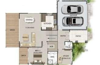 Home Plans Acreage