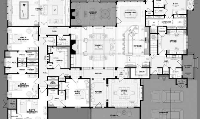 Home Plans Big Bedroom House Help