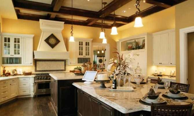 Home Plans Big Kitchens Eplans Spacious Floor Plan