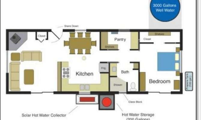 Home Plans Cost Build Container House Design