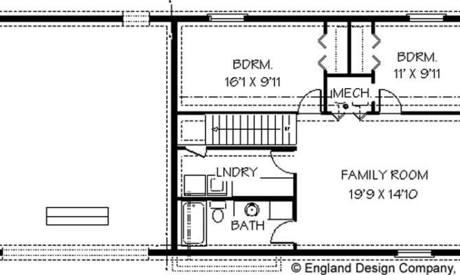 Home Plans Design Basement Garage House Plan