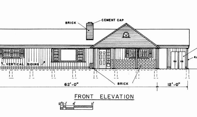 Home Plans Front
