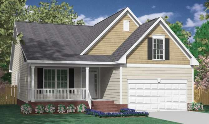Home Plans Garage Plan Bonus Room