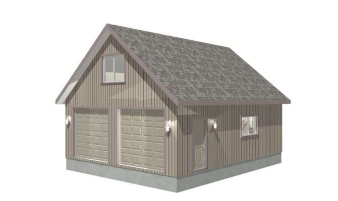 Home Plans Garage Plan
