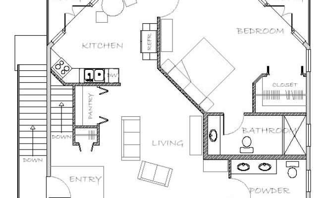 Home Plans Inlaw Suites Smalltowndjs