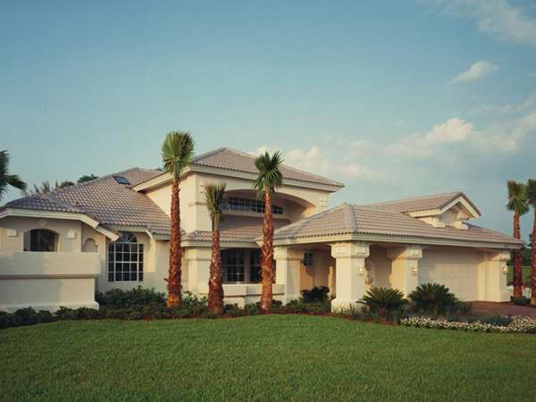 Home Plans Luxury Florida