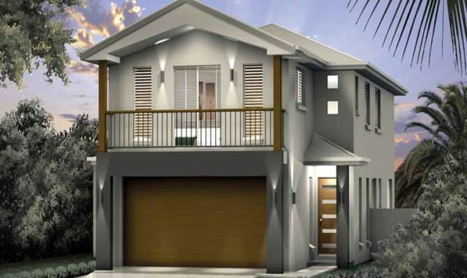 Home Plans Narrow Lots Guide Read Latest Vacation