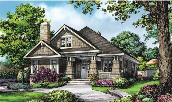 Home Plans Small Craftsman House