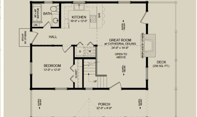 Home Plans Steep Slopes