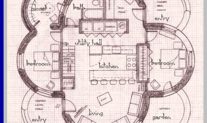 Home Plans Strawbale House