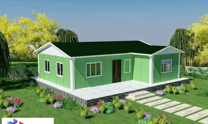 Home Prefabricated Demountable Houses