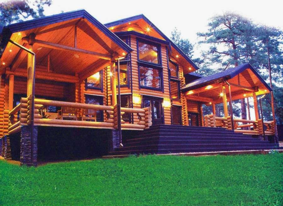 Home Quality Log Homes Cabins Garden Houses