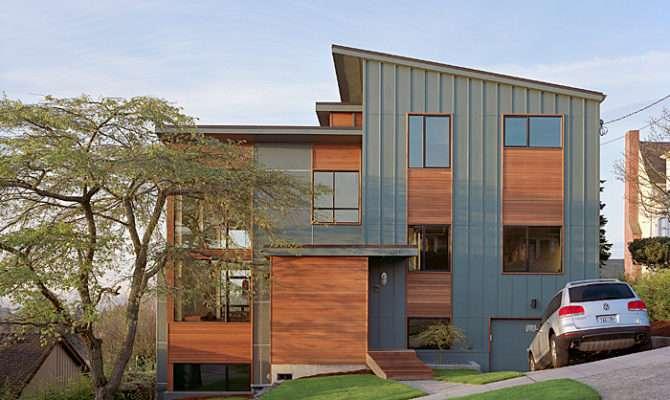Home Renovations Modern Remodel Post War Split Level House