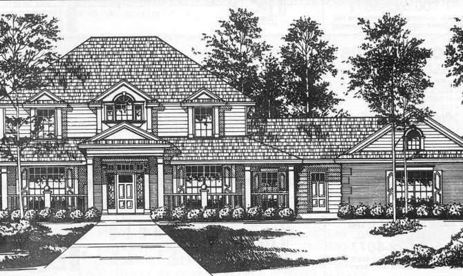 Home Sweet Architectural Designs House