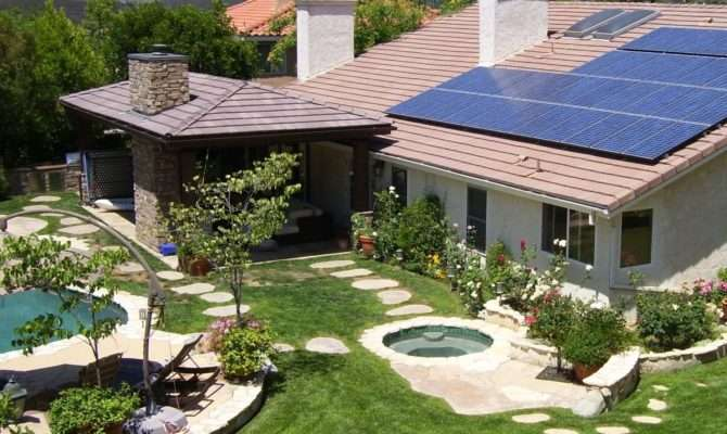 Home Tips Green Eco Friendly House Ideas Glamour