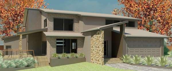 Homes Designs Small Corner Blocks Home Style