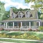 Homes Details Carriage House Plans Wrap Around Porch