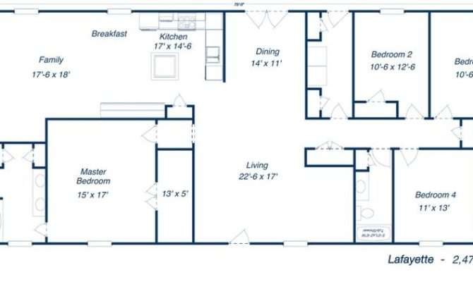 Homes Home Floor Plans Steel Barndaminium Metal