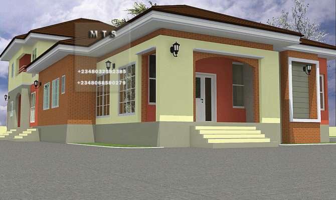 Homes Public Designs Bedroom Bungalow Duplex