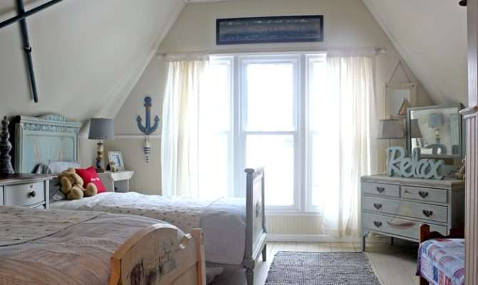 Hometalk French Country Frame Cottage Bedroom Tour