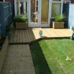 Homey Design Decking Designs Small Gardens Great