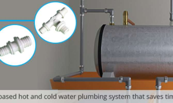 Hot Cold Water Plumbing Pro Fit Polymer System Marley