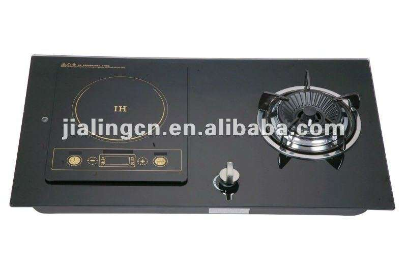 Hot Gas Electric Combination Cookers Cooker