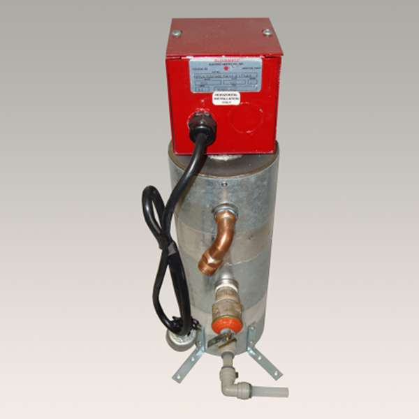 Hot Water Heater Heavy Duty Ready Install Manifold
