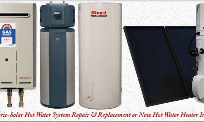 Hot Water Heater System Book Plumber