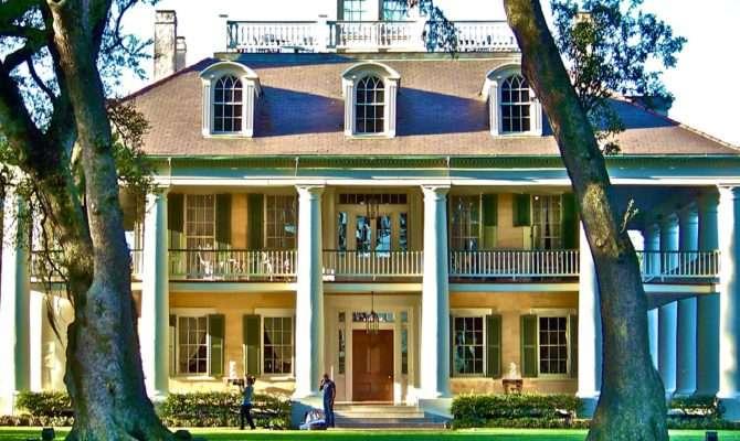 Houmas House Located Darrow Louisiana Home