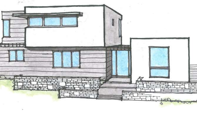 House Architecture Drawing Getdrawings