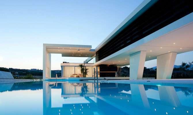 House Athens Greece Architecture Studio