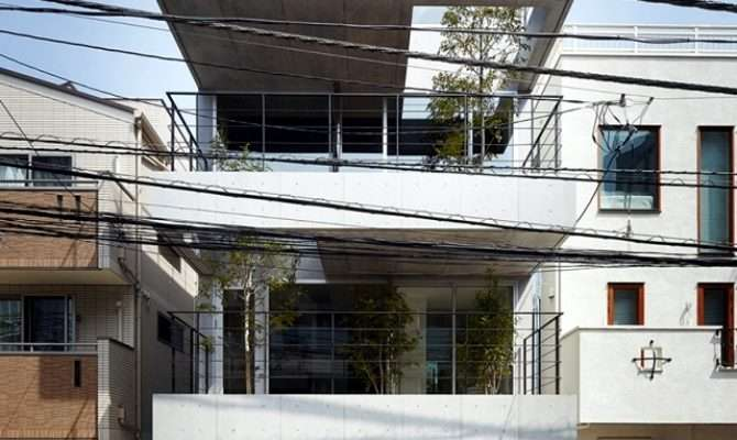 House Balcony Modern Concept Implemented Ryo