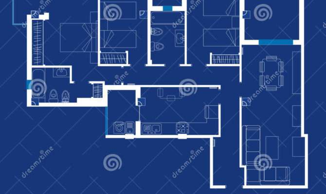 House Blueprint Photos