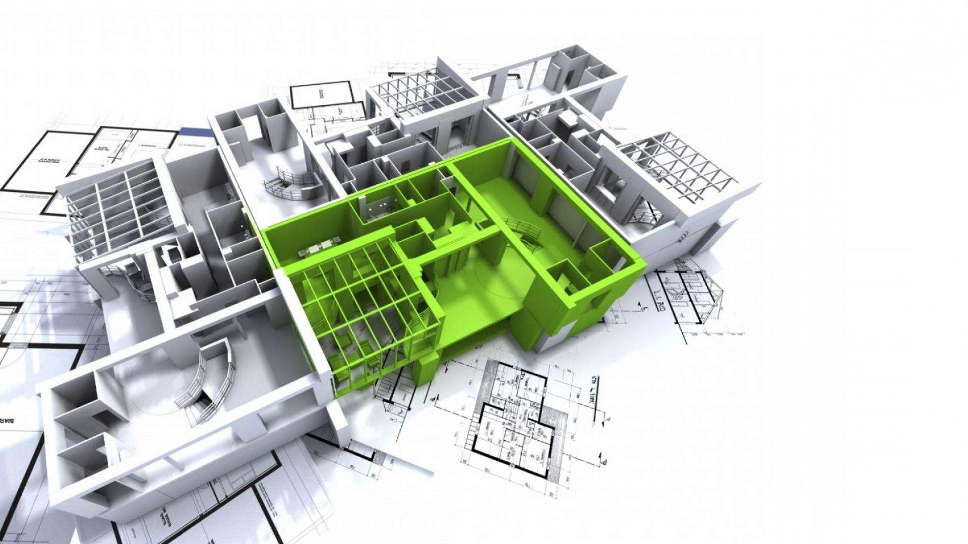 House Building Blueprints Interiors
