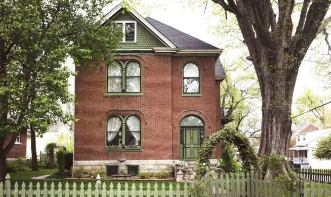House Calls Inside Romantic Brick Victorian Missouri