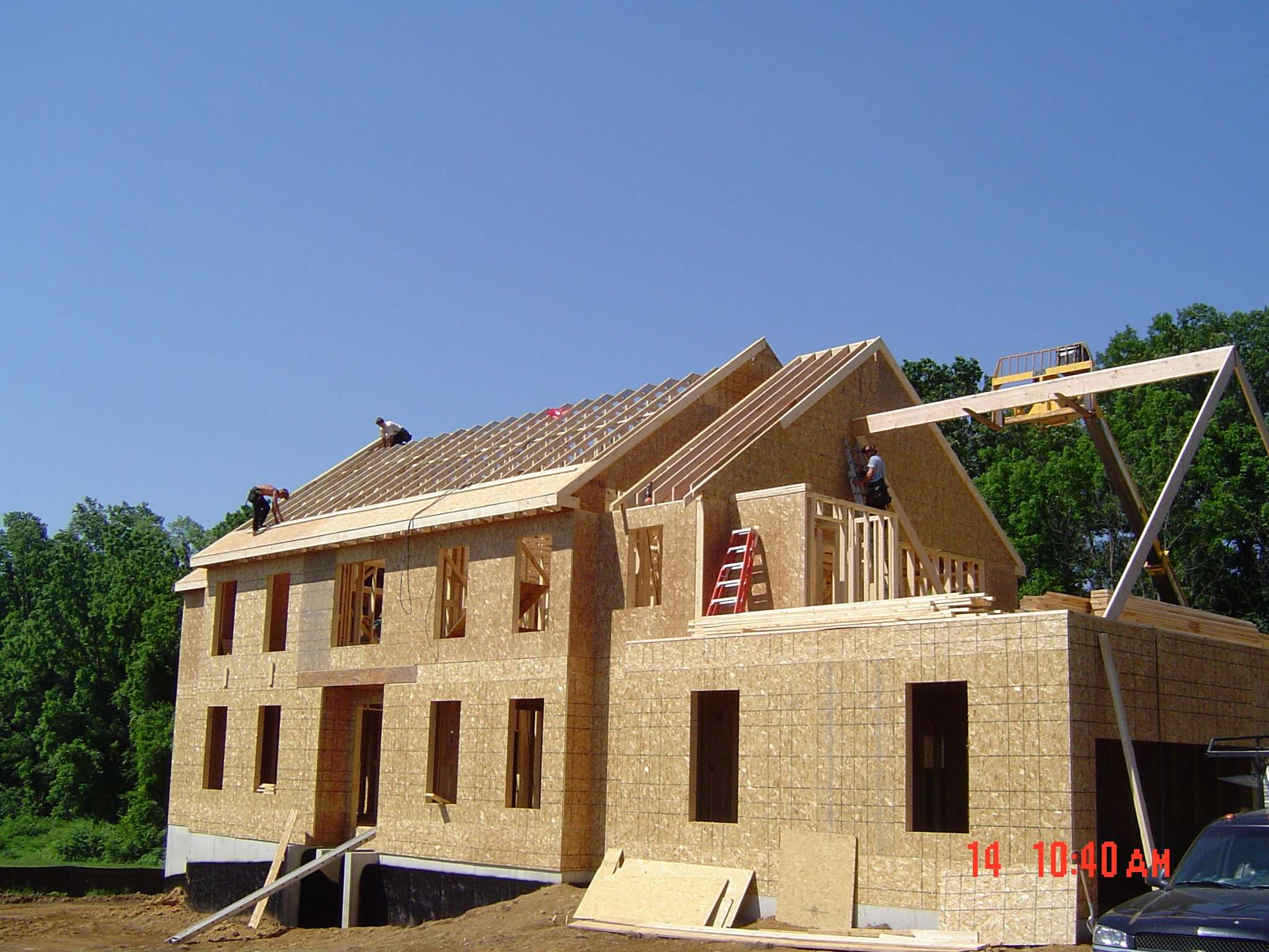 House Construction Cheap