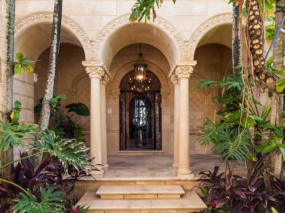 House Day Custom Built Oceanfront Palm Beach