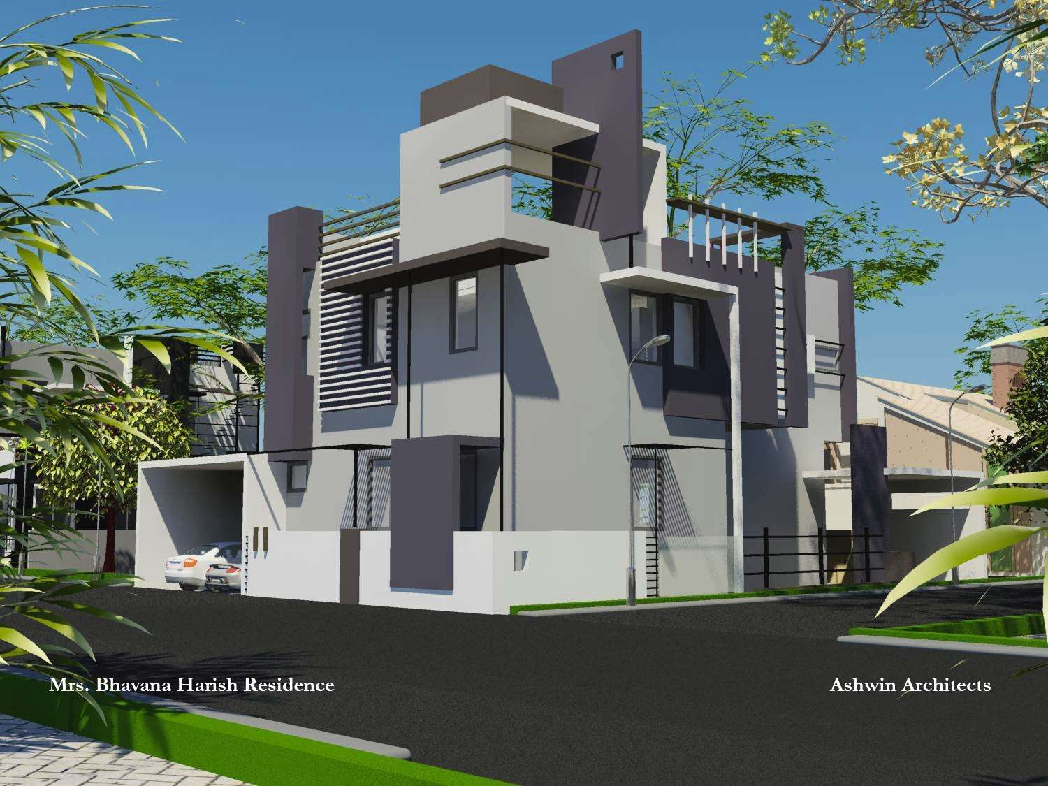 House Design Architecture Firm Bangalore Affordable Plans
