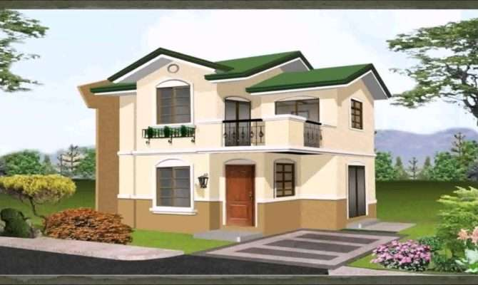 House Design Front Philippines Youtube