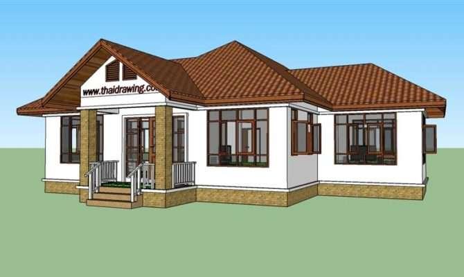 House Design Plan Thailand Home