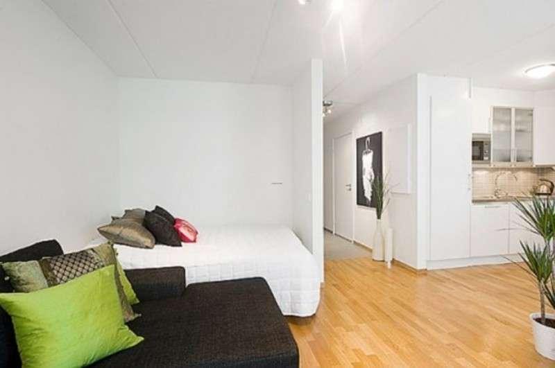 House Design Small Studio Apartment Ideas