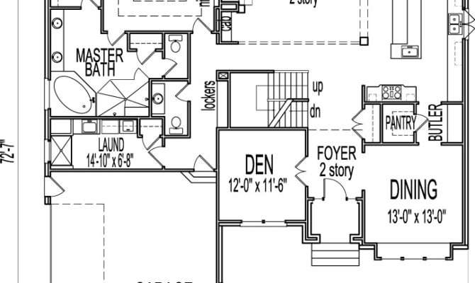 House Drawings Bedroom Story Floor Plans