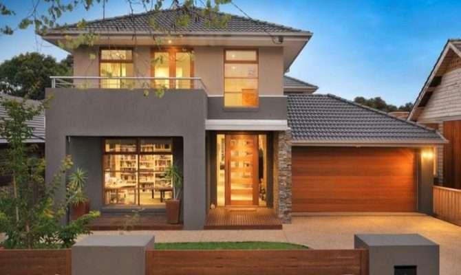 House Facade Ideas Brucall