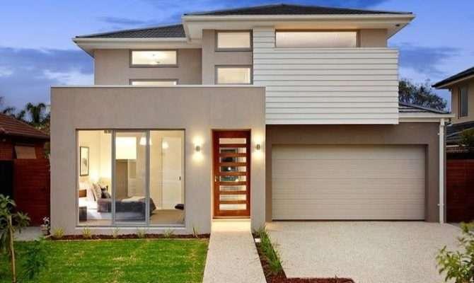 House Facade Ideas Exterior Design Facades