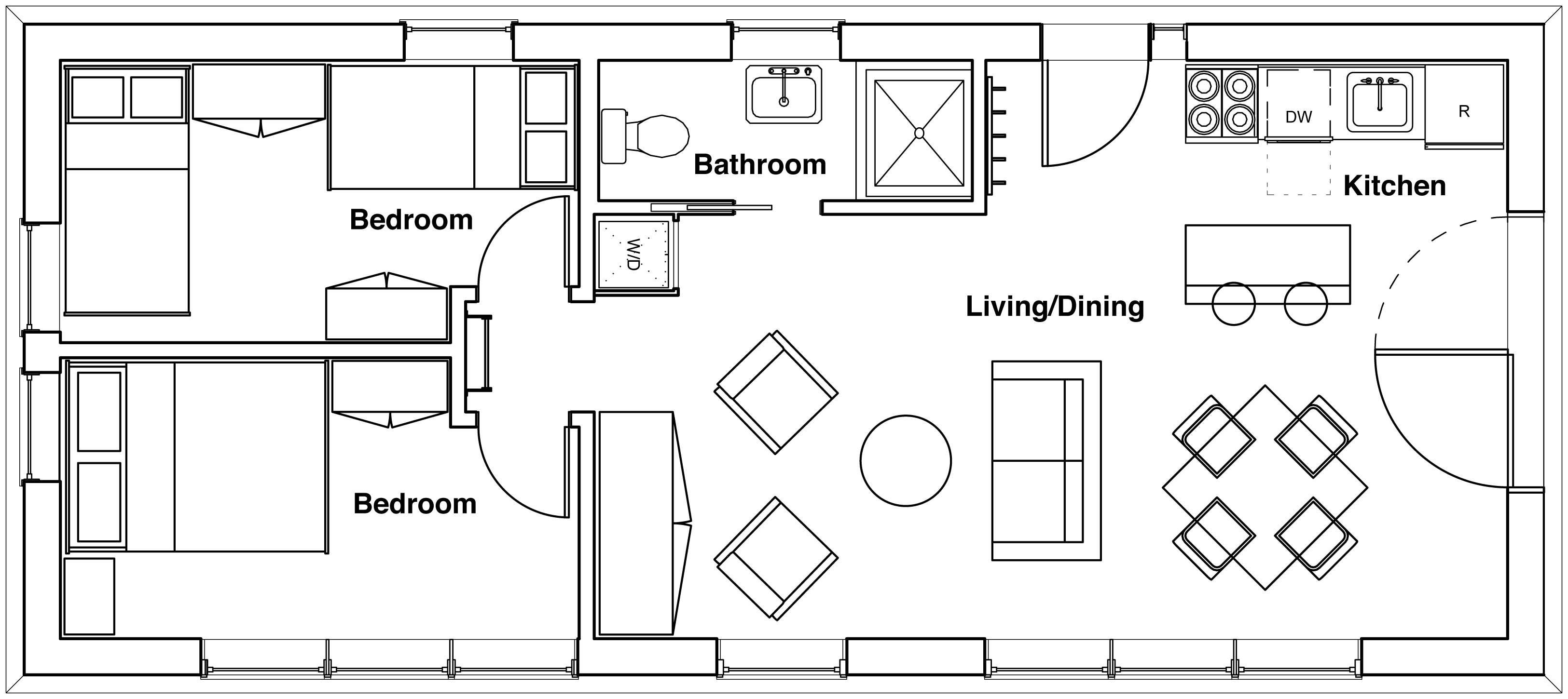 House Floor Plans Barn Houses Home