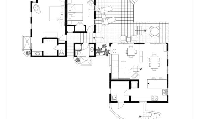 House Floor Plans Beach Cottage One Story